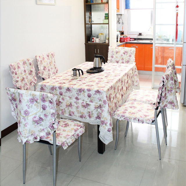 58 cloth 100% cotton table cloth rustic table cloth chair cover dining table cloth tablecloth
