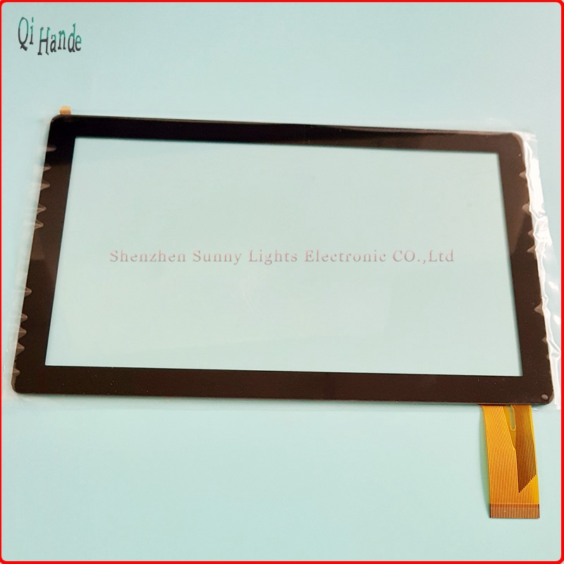 Nouveau 7 Écran tactile pour irulu expro x1/IRULU X7 Tactile Écran Tactile Numériseur Capteur Tablet pc LCD Écran Panneau