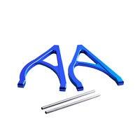 RC PEÇAS DO CARRO Superior Rear Suspension Arm (L/F) Para 1/10 NOVO Traxxas E Revo-Traxxas ERevo 2.0