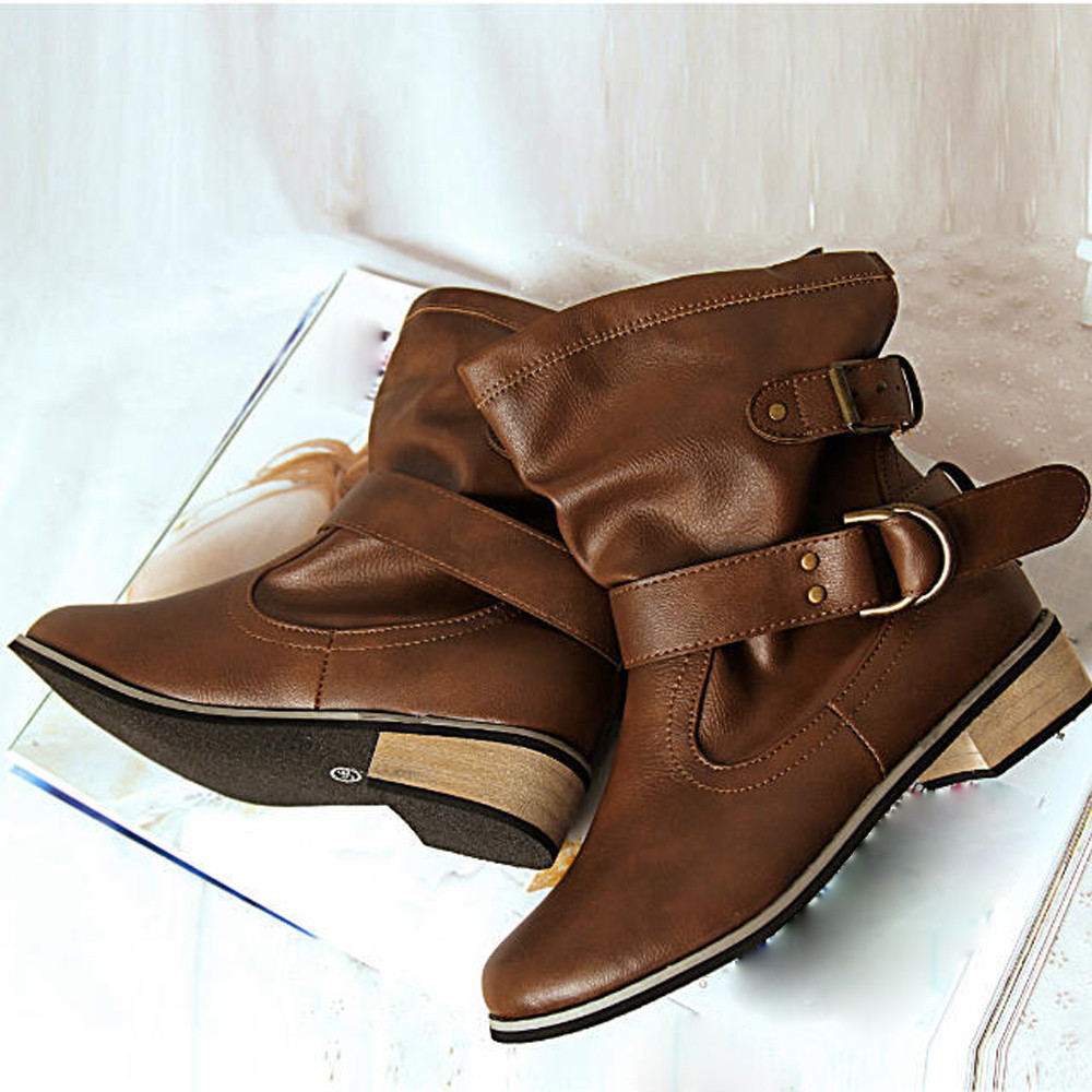 Popular Ladies Casual Boots-Buy Cheap Ladies Casual Boots lots ...