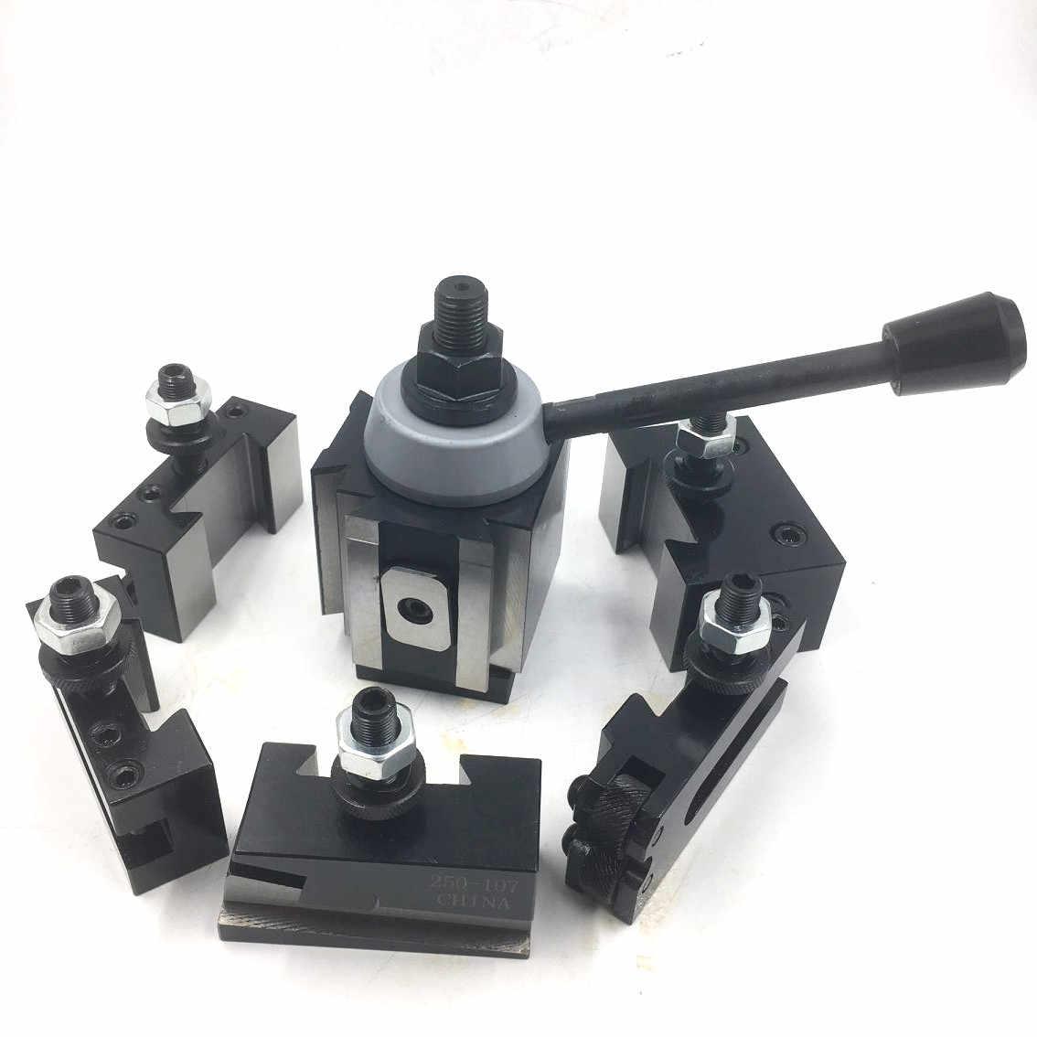 "5Pack 2# Quick Change Tool Post Boring Turning Holder 6-12/"" AXA 250-102"