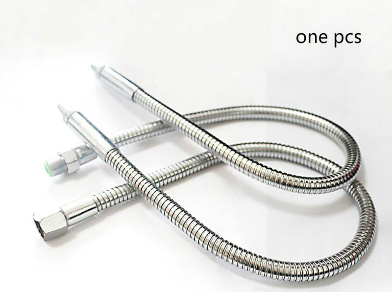 Zielsetzung Metall Flexible Runddüse Wasser Öl Kühl Rohr Schlauch 300mm Zu 800mm Drehmaschine Schalter Runddüse 1/4 Zoll 3/8 Zoll 1/2 Zoll Mangelware