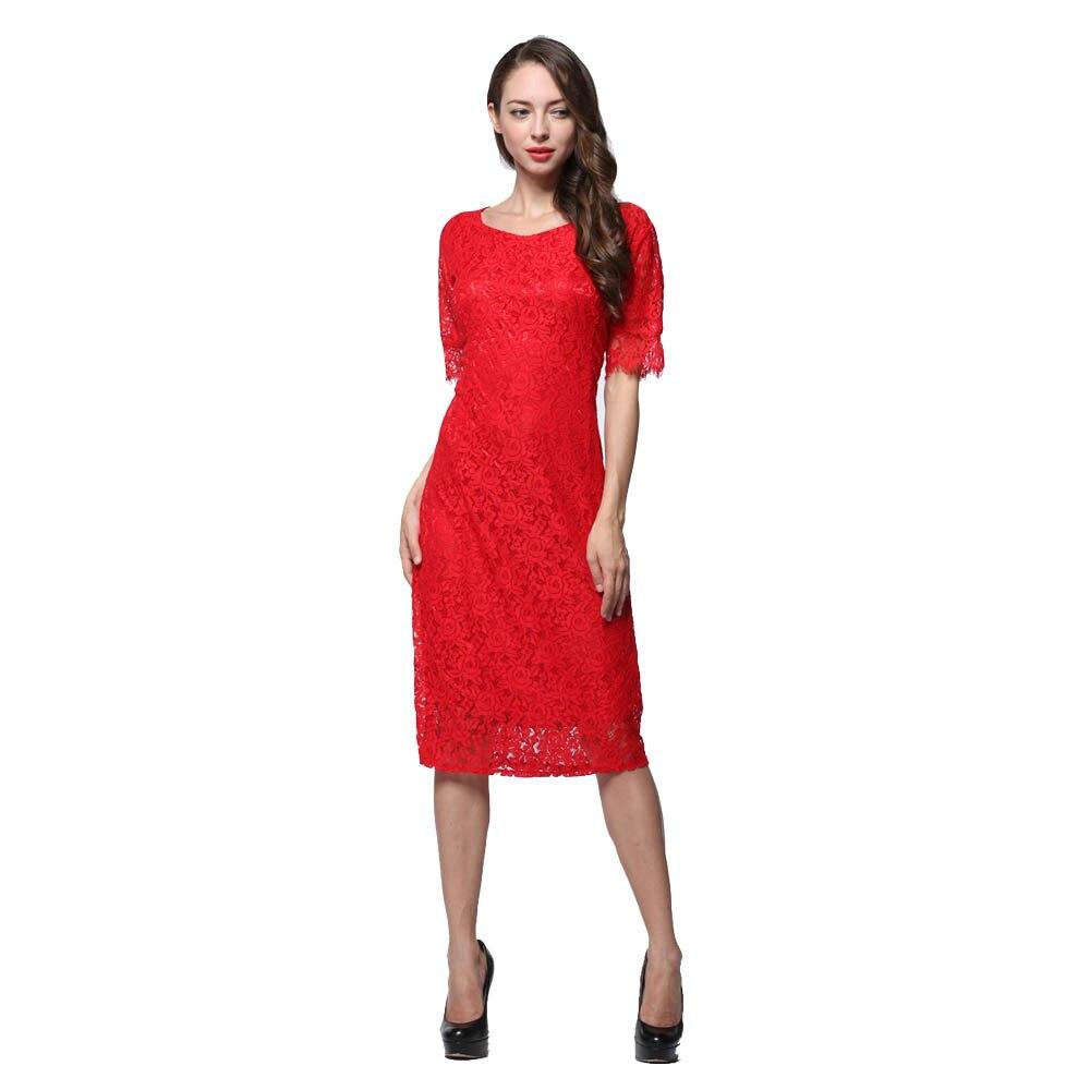Großzügig Plus Größe Rote Kleider Cocktail Bilder - Brautkleider ...