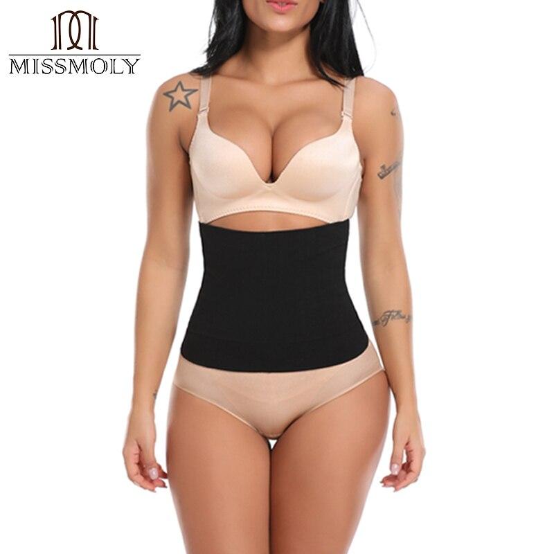 Señorita Moly postparto vendaje para Post Parto mujeres vientre vendaje postparto cinturón femenino Bodyshaper Briefs ropa postnatal
