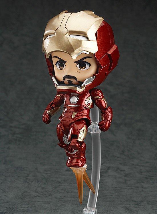 Anime Marvel Nendoroid 545 Marvel IronMan Super Hero Iron Man ... 327ae90199e
