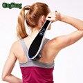 Dispositivo de masaje Vértebra Cervical eléctrica. Vibrante Amasado Hombro Masaje de Espalda Cuello Shiatsu infrarrojos. la Relajación Del Cuerpo y QY105