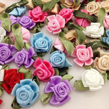 B246 Appliques Flower W/rose