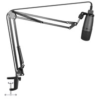 Neewer USB Condenser Microphone And NW 35 Pro Desktop Mic Stand Kit NW 3U Cardioid Mic