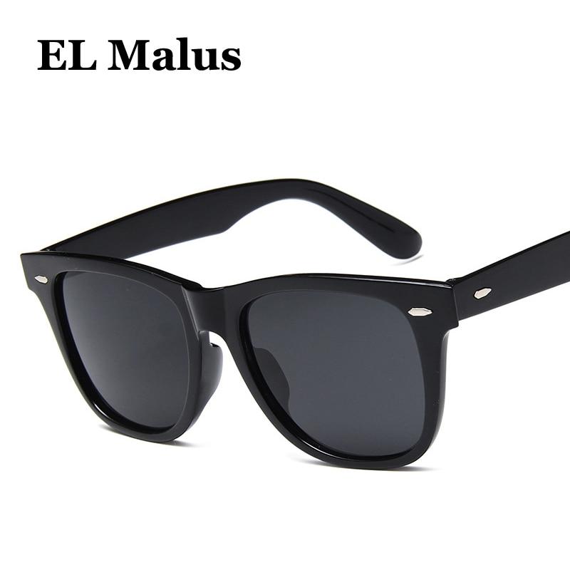 polarized Big Square Frame Sunglasses Uv400 Men Male Silver Tan Lens Mirror Retro Brand Designer Sun Glasses Oculos el Malus Back To Search Resultsapparel Accessories
