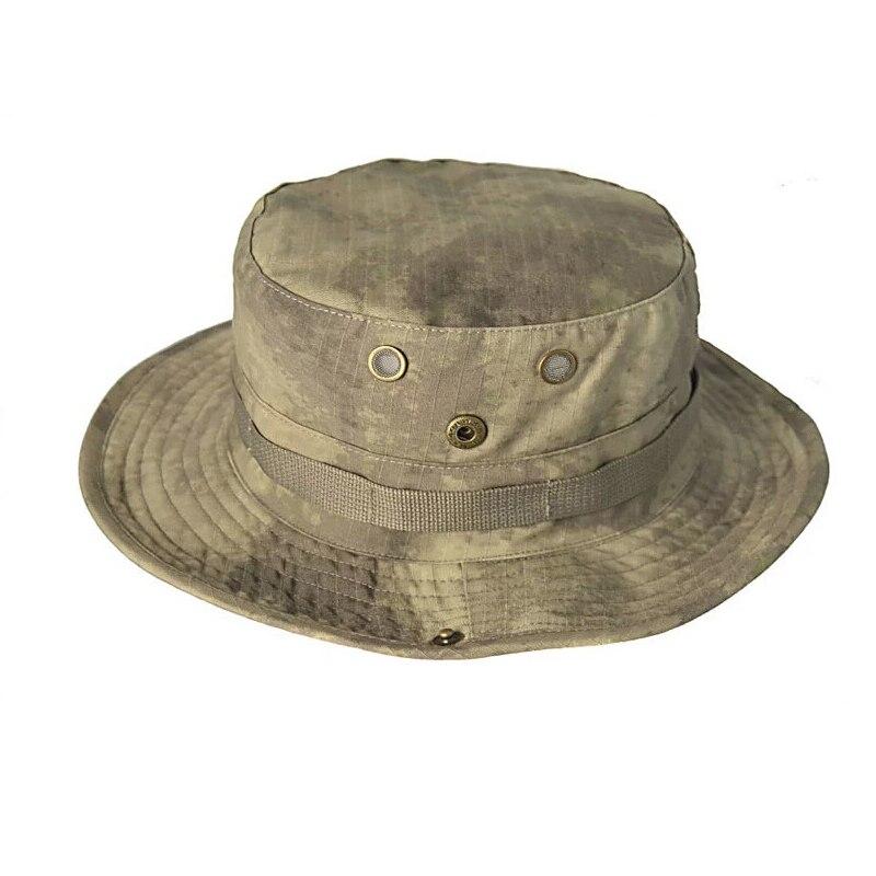 7a26bc88 AOTU Camouflage Jungle Hat Cap Hat Hiking Camping Climbling Fishing Cap  Bonnie H Articles de camping ...