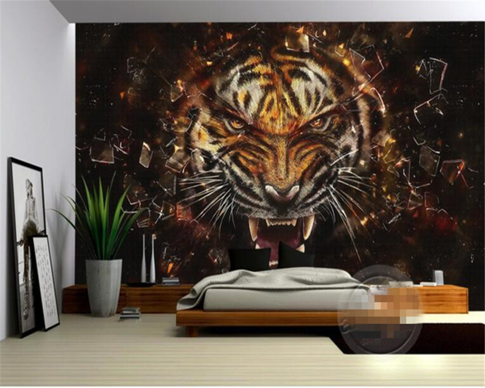 Beibehang Custom Photo Wall Mural 3d Wallpaper Luxury: Beibehang Custom Photo Wall Paper HD Super Three