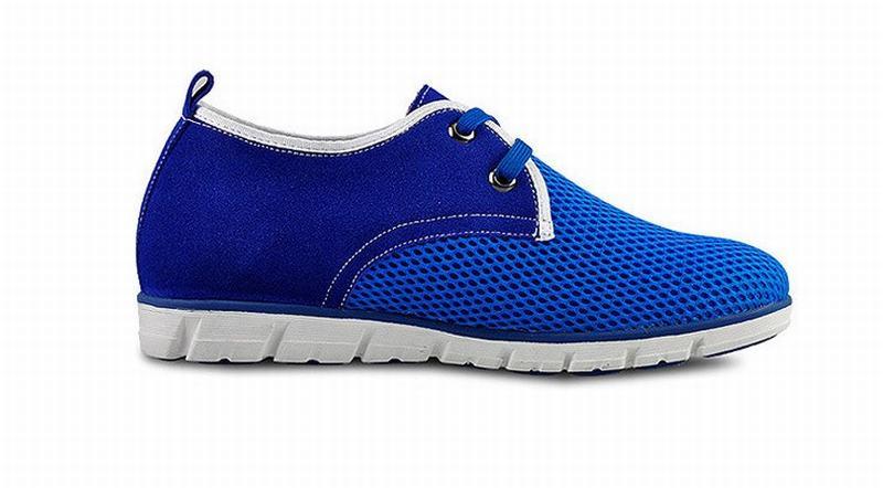 Cyabmoz Garçons brown Pour Cm Croissante Hommes Confortable 6 Chaussures Caché Hauteur Homme Blue Nouvelle light Respirant Casual Sneakers Blue Ascenseur D'été zR8qnwzAr