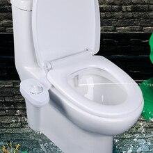 Электронный биде вложений сиденье для унитаза Туалетная вода-спрей одной спринклерной (Северная Америка 15/16)