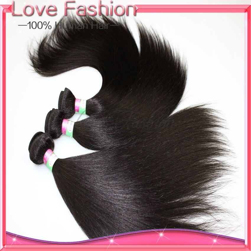 6A GRADE Filipino Virgin font b Hair b font Straight 3pcs Lot free shipping cheap Filipino
