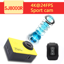 diving camera Action Camera 4K WiFi 24fps Sport extreme Diving Helmet mini Cam 30M Waterproof go pro camera waterproof