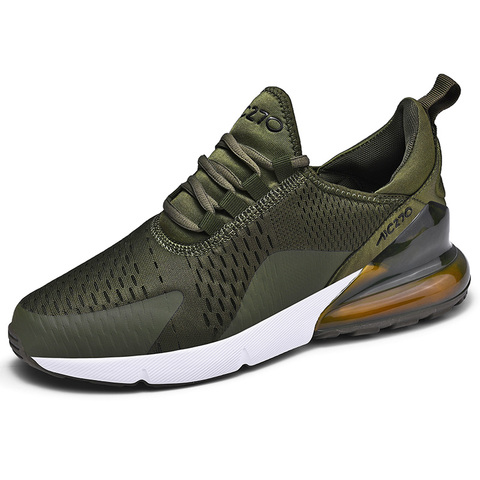 New Fashion Brand Designer 270 Sport Casual Shoes Air Cushion Lightweight Breathable Sneakers Summer Couple Shoes male Pakistan