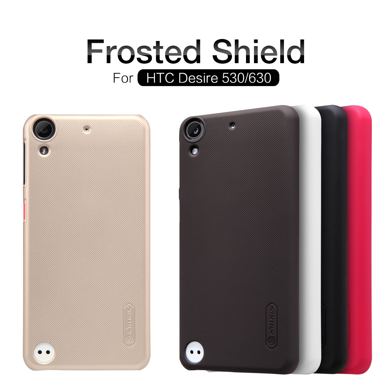 Nillkin Untuk HTC Desire 530 Kasus Buram Perisai Penutup Hight Kualitas Frosted Shell Hard Case Untuk HTC Desire 530 Desire 630