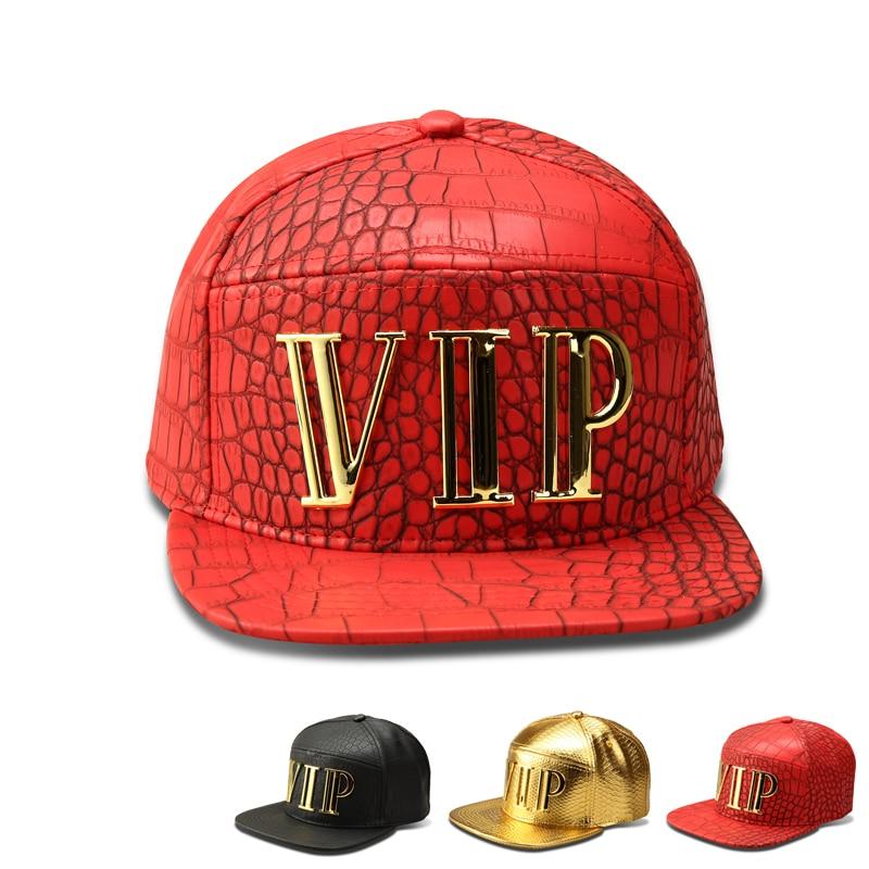 fdc1144cd87a2b New Mens Letter VIP Baseball Caps PU Leather Casual Cap Unisex Belt Buckle Hip  Hop Rap 5 Panel Sun Snapback Hats Men Women-in Baseball Caps from Apparel  ...