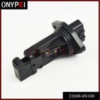 Luftmassenmesser Sensor 22680 6N100 226806N100 Für Nissan Bluebird Sylphy QG10 QG18DE|Luftfluss-Meter|Kraftfahrzeuge und Motorräder -
