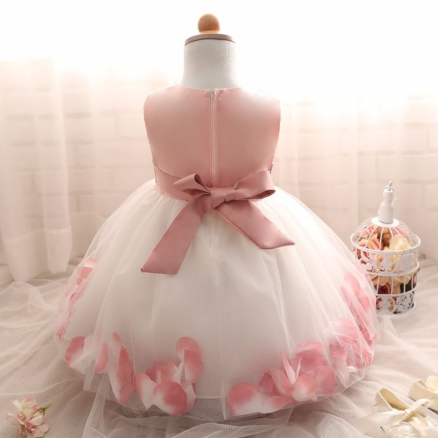 d114e2a1ed88 Home > Baptism baby Girl Dress 1 Year Birthday infant Girls Clothes Kids  princess Dresses Wedding Party Wear tutu Party Dress girl. Previous. Next