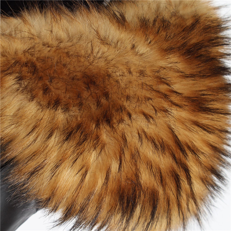 2018 spot fashion Europe and America party high-end fox fur faux fur vest elegant elegant fur (10)