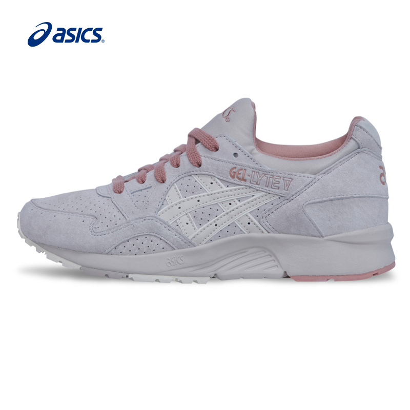 Original ASICS GEL-LYTE V GL5 Women Shoes Cushioning Anti-Slippery Running Shoe Active Retro Sports Shoes Sneakers цены онлайн