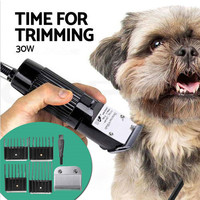 Professional Electric Hair Cutting Machine For Pet Hair Trimmer 30W Hair Clipper For Dog Electric Animal Shaving Machine