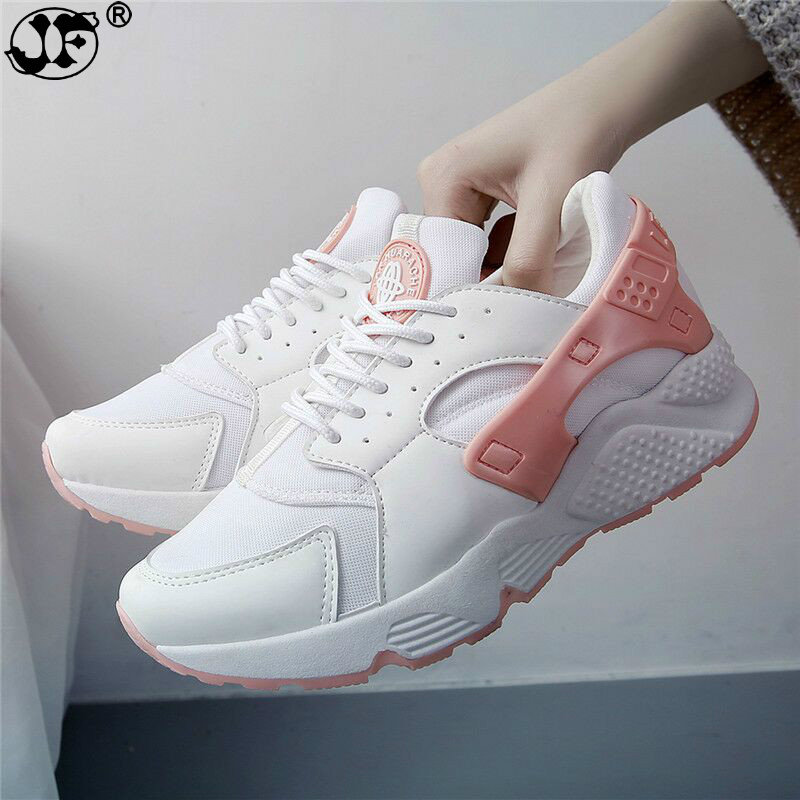 sdr78 Fashion Trainers Sneakers Women Casual Shoes Air Mesh Grils Wedges Canvas Shoes Wo ...