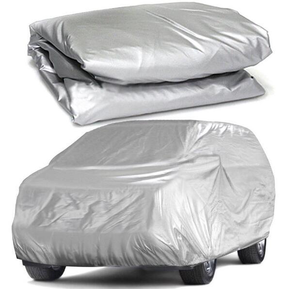 Cubiertas impermeables para coche, tamaño S, M, L, XL, SUV, L, XL, cubierta completa para coche para interior y exterior, protección resistente al sol, la nieve, el polvo y la lluvia