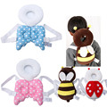 Baby Head Protection Pad Kids Learning Pillow Anti Crash Pad Angel Style Cotton Prevent Toddler Fall Down Pillow
