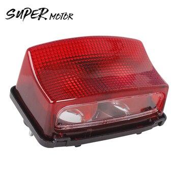 Luz de freno de motocicleta, indicador de señal de advertencia, luz de freno trasera, lámpara para HONDA CB400 1992 1993 1994 1995 1996 1997 1998