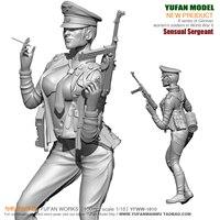 1/16 Sexy Female Military Officer YFWW 1810