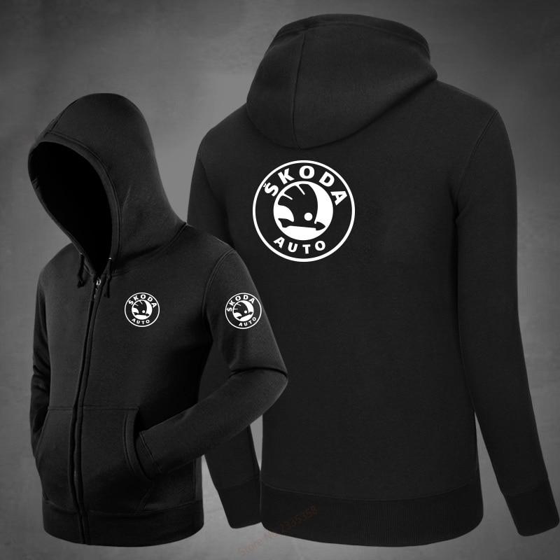 NEW Mens Fleece Zip Up Hoody Jacket Long Sleeve Sweatshirt Hooded Top Jackets