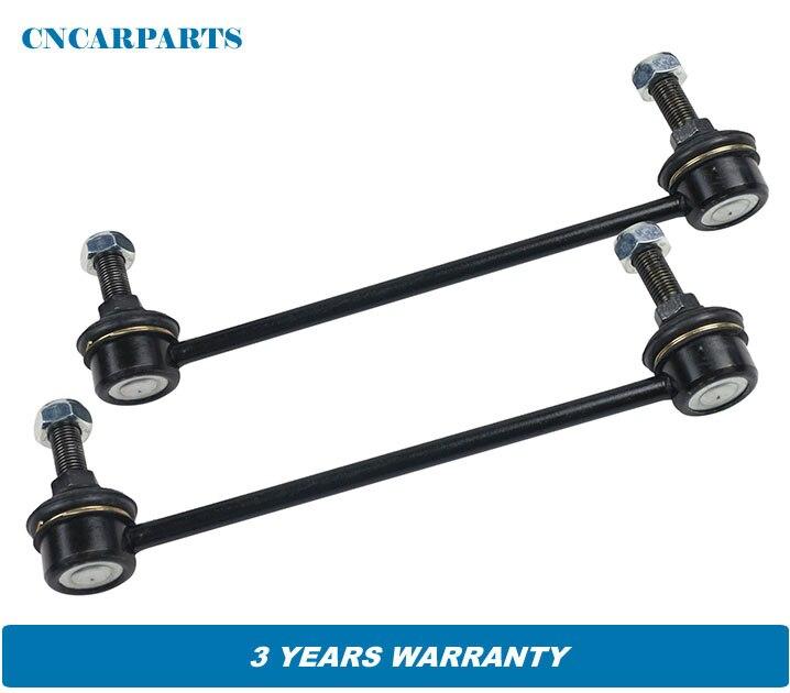 Set of 2 Front Suspension Stabilizer Bar Link fits 2008 Volkswagen Beetle
