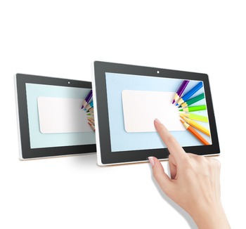 High quality 13.3 inch Android Tablet All in One PC with 10 Points Capacitive Touch