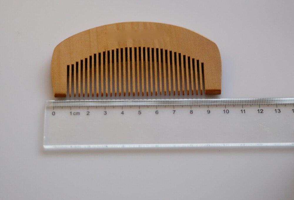 80 قطعة/الوحدة المهنية أمشاط خشبية. الشعر مشط خشبي الشعر كومز-في أمشاط من الجمال والصحة على  مجموعة 2