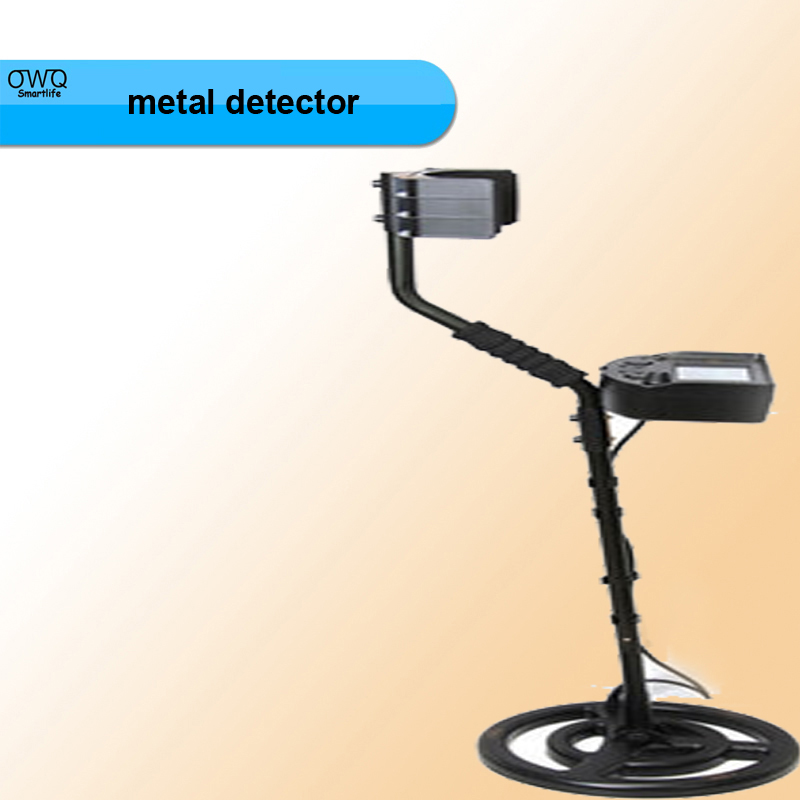 DHL Genuine SMART AR924+ handheld underground metal detector detection depth is 1.5 meters