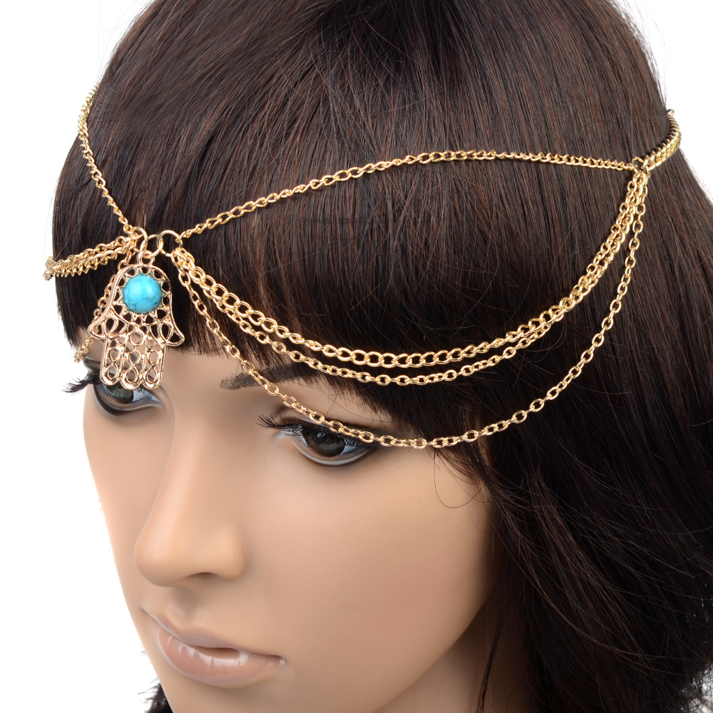 Arabian Headpiece Jewelry