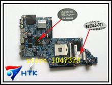 Wholesale 665345-001 Motherboard for HP DV6 DV6-6000 laptop 100% Work Perfect