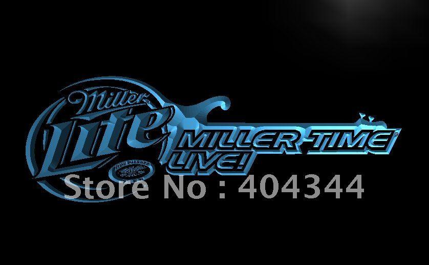 Image Result For Miller Lite Neon