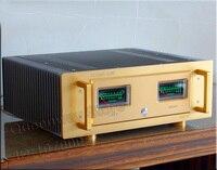 A60 Здравствуйте конец цепи чистый класс Мощность усилитель ссылку готовую 500 Вт кольцо трансформатор ELNA аудио