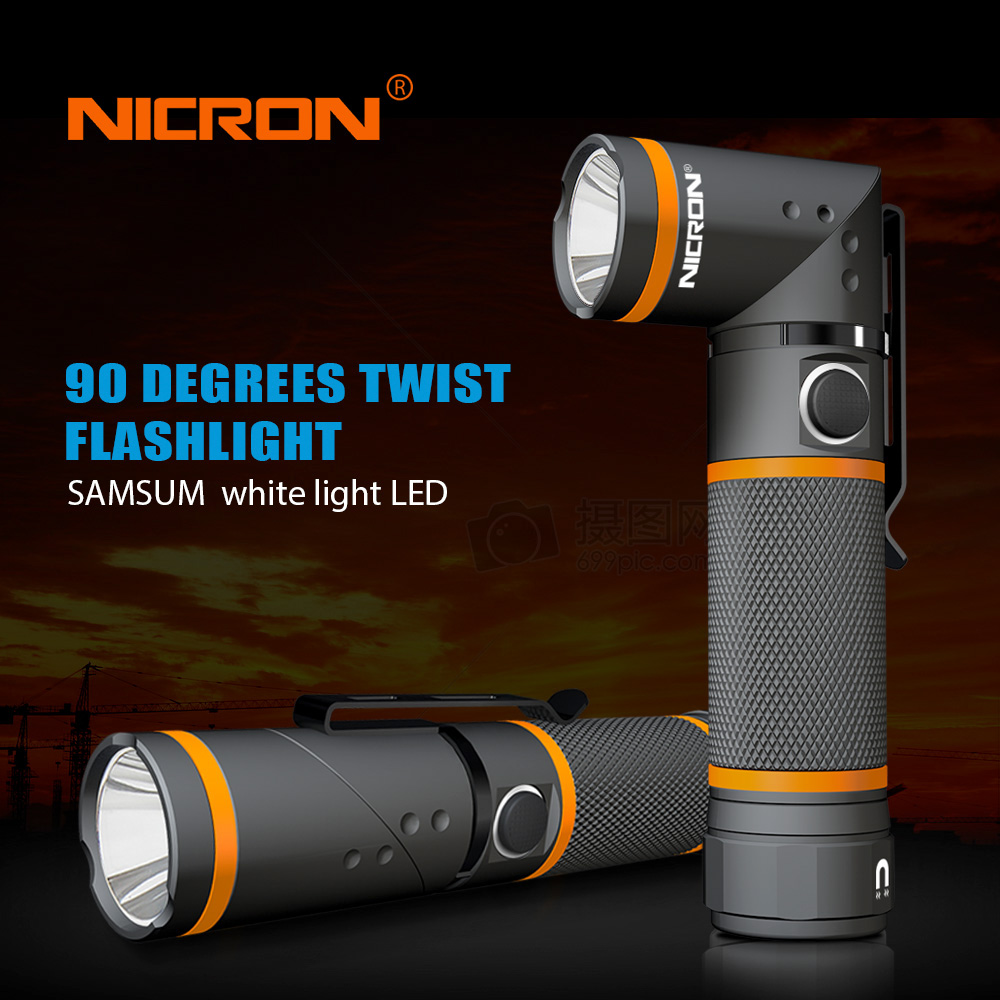 01 LED Flashlight