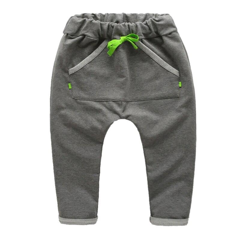 2018 Frühjahr neue Kinder Pluderhosen für Jungen Baby Hosen Casual - Kinderkleidung - Foto 6