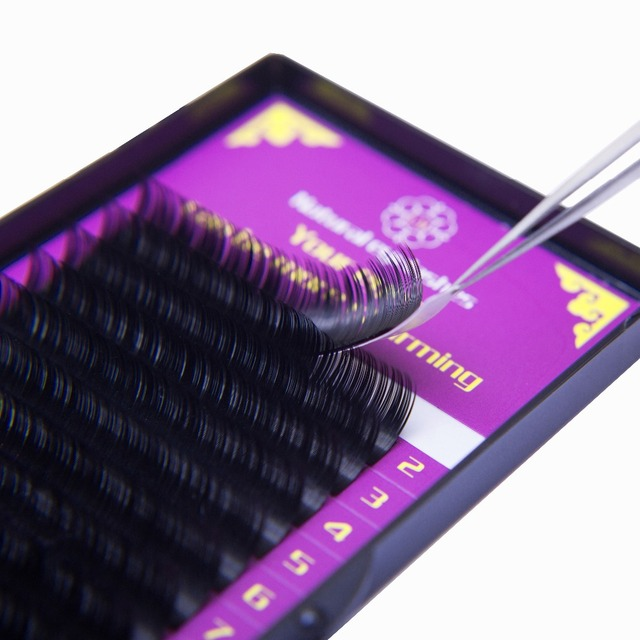 1 cases curl JBCD ,High quality mink eyelash extension,individual eyelashes,natural eyelashes,fake false eyelashes 1