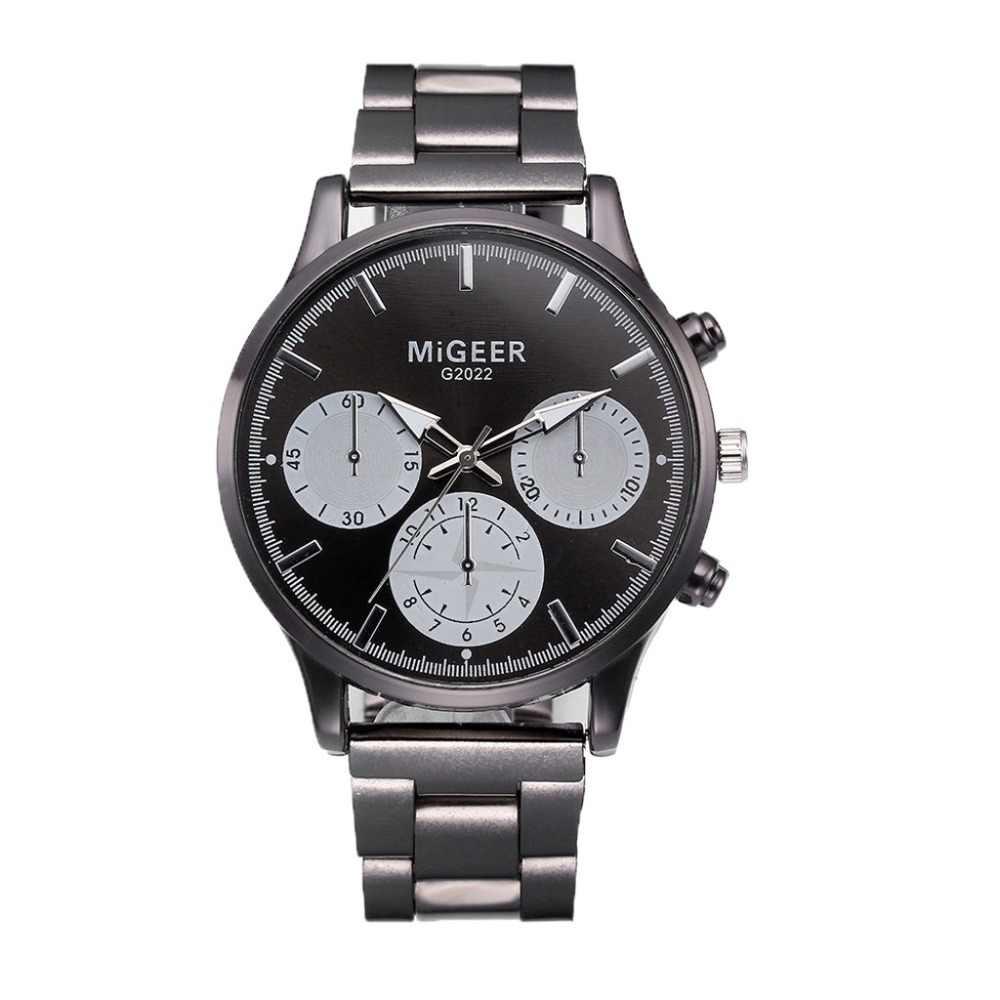 פשוט שעון איש למעלה מותג קלאסי עסקי יוקרה נירוסטה בנד אנלוגי קוורץ שורש כף יד שעונים מתנה relojes para hombre Q5