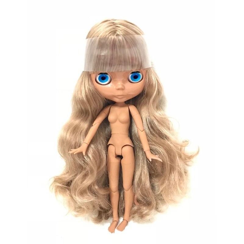 Blyth BJD poupée nue similaire poupées personnalisées peut être changé maquillage bricolage 1/6 12 pouces 19 balle articulée poupées cadeau jouet pour fille