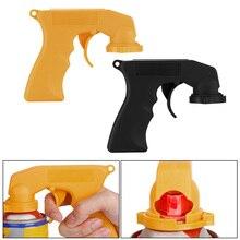 Аэрозольный пистолет-распылитель может обрабатывать адаптер полная блокировка курка для покраски пистолет держатель