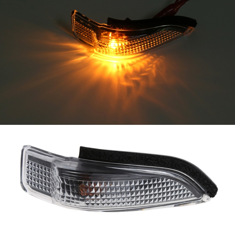 1 StÜck Auto 2pin Seitenspiegel Indicator Blinker Licht Für Toyota Camry Avalon Corolla New Drop Shipping