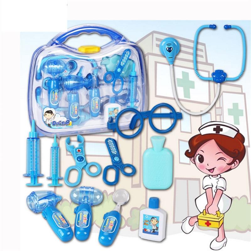 Klassische Spielzeug Spielen Arzt Spielzeug Simulation Medizin Arzt ...