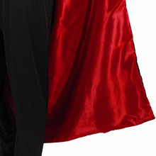New Vampire Halloween Party Clothing With Black Cloak For Adult